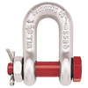 Bolt Type Chain Shackle Crosby G-2150