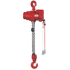 Air chain hoist TCR