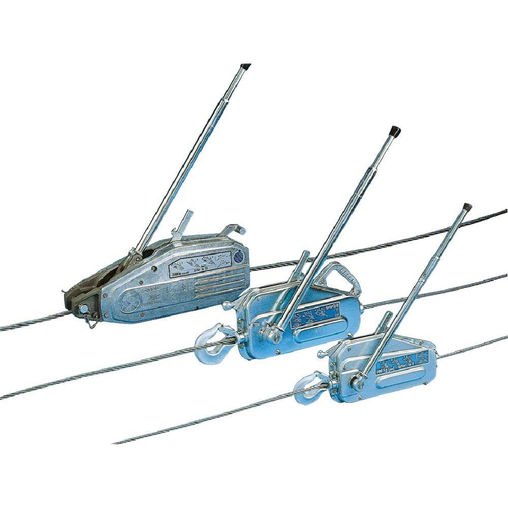 Pulling and Lifting Hoist, TIRFOR® TU - Certex UK