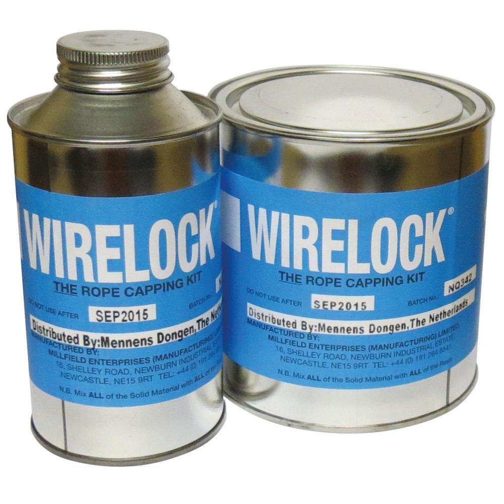 Cast Compound Wirelock - Certex UK