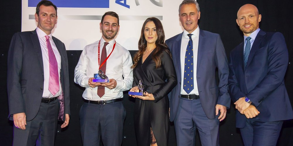 Certex UK Wins Sustainable Solution of the Year at LEEA Liftex Awards 2018